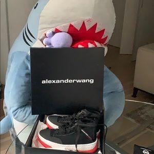 Brand New - in box - Alexander Wang mesh sneakers